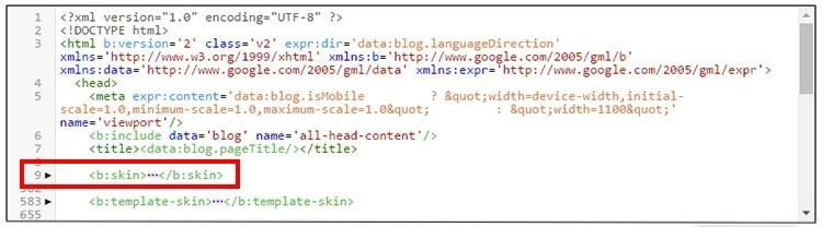 menambahkan-css-pada-template-blogger