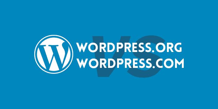 Apa Sih Perbedaan WordPress.org dan WordPress.com?