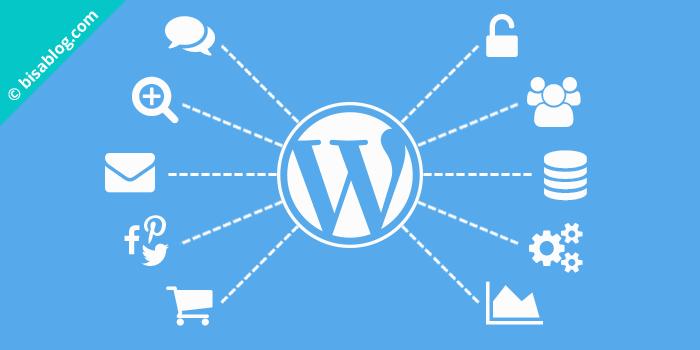 Fitur pada WordPress membuatnya lebih cocok disebut CMS daripaa platform blogging