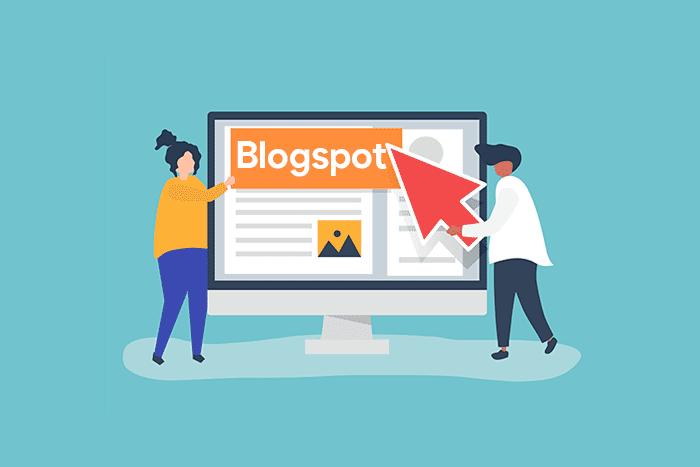 Cara buat blog Blogger Blogspot Gratis