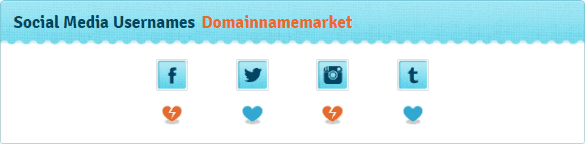 Mencari ketersediaan nama domain pada akun jejaring sosial via Panabee