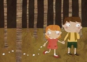 Breadcrumbs pada desain web terinspirasi dari kisah anak Hansel & Gretel