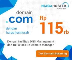 Domain Murah Niagahoster