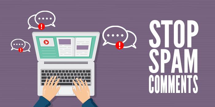Cara Mengatasi Komen Spam Tanpa Plugin dengan Fitur Bawaan WordPress
