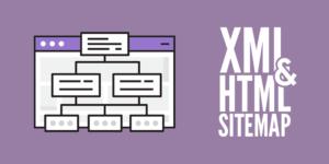 Cara Buat XML & HTML Sitemaps Pada Website WordPress