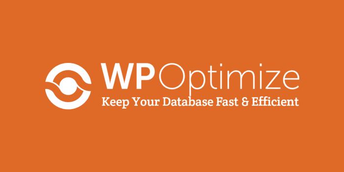 Optimalkan Database untuk Meningkatkan Performa WordPress dengan Plugin WP Optimize