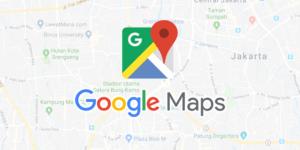Cara Memasang Peta Google Maps pada WordPress dan Blogger
