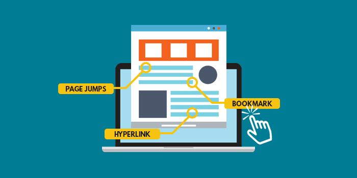 Cara Membuat Hyperlink Bookmark pada WordPress