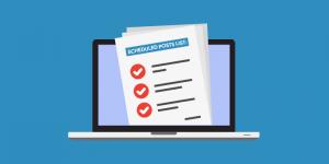 Cara Menampilkan Daftar Pos Terjadwal Pada WordPress
