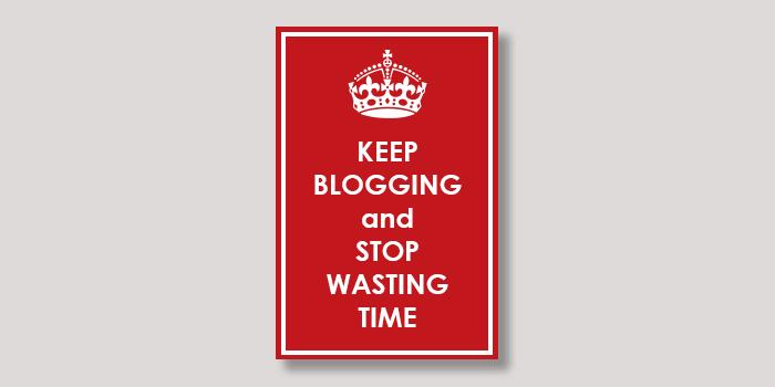 Kesalahan blogger pemula yang banyak menghabiskan waktu