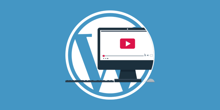Cara Pasang Video Youtube pada WordPress