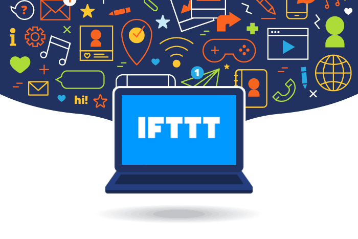 share artikel ke sosial media secara otomatis dengan IFTTT