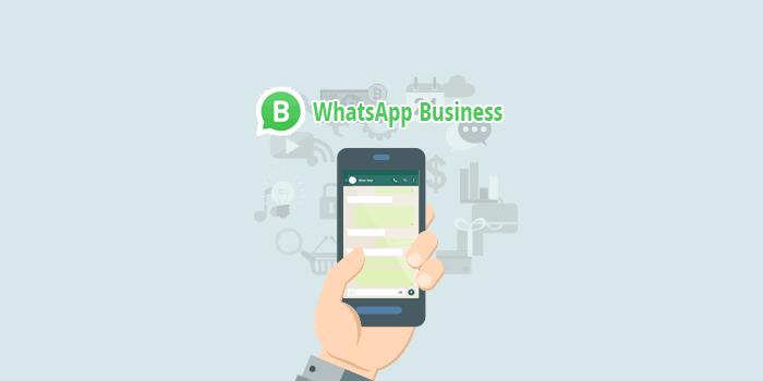 Aplikasi pesan Whatsapp Business khusus untuk bisnis online