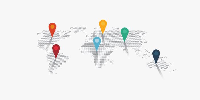 Pengaruh lokasi server pada kecepatan website