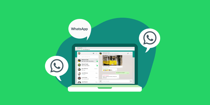Cara buka whatsapp di komputer