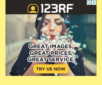 Contoh iklan adsense dengan background (latar belakang) berwarna kuning