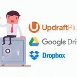 backup wordpress ke dropbox dan google drive