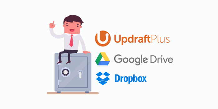 backup wordpress ke dropbox dan google drive