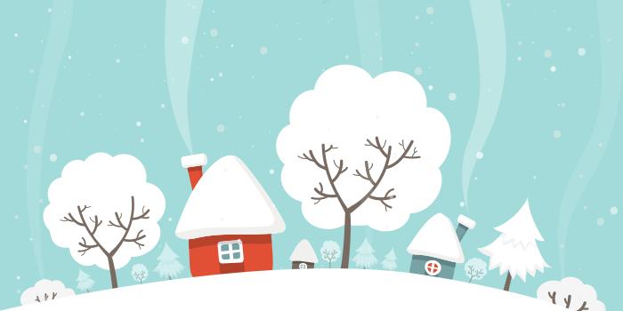 Cara buat efek salju di blog Blogger dan Wordpress dengan Javascript CSS dan plugin