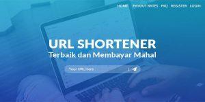 URL Shortener Terbaik dan Membayar Termahal