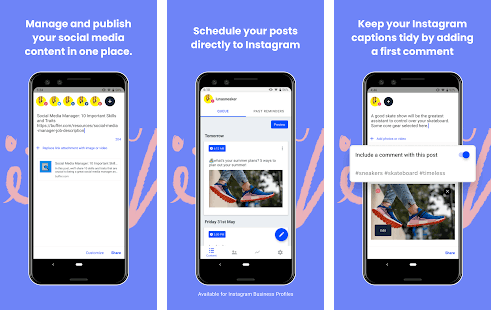 Buffer, aplikasi Android terbaik untuk blogger dalam mengatur jadwal postingan sosmed