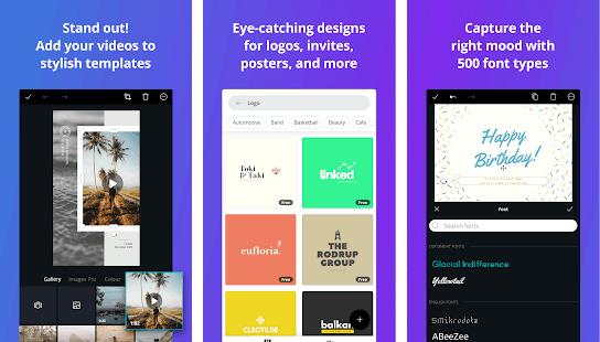 Canva, aplikasi Android terbaik untuk blogger dalam membuat gambar untuk sosial media