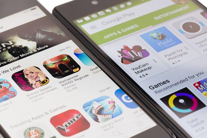 cara memperbarui layanan google play store