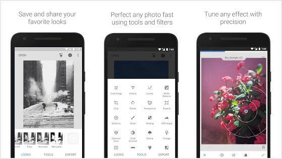 Snapseed, aplikasi edit foto Google yang 100% gratis dan tanpa iklan