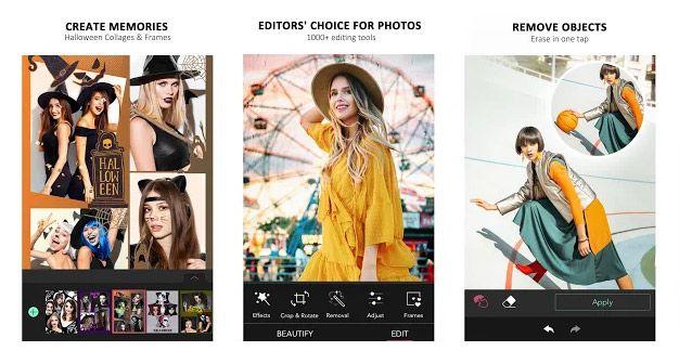 YouCam Perfect, aplikasi pengolah gambar terbaik untuk kamu yang doyan selfie
