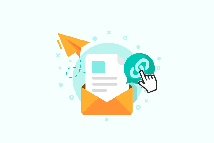 Cara buat link email yang bisa diklik