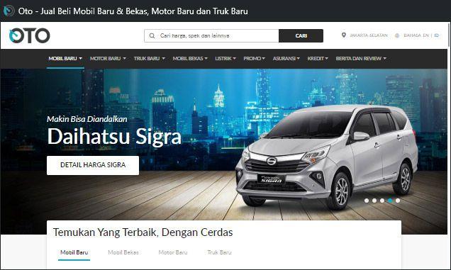 Lihat spesifikasi lengkap dan review mobil impianmu sebelum beli di Oto.com