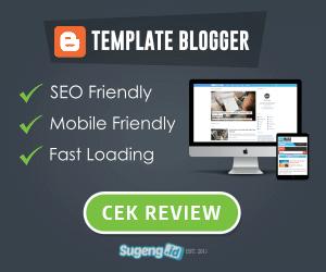 template blogger terbaik SEO Adsense