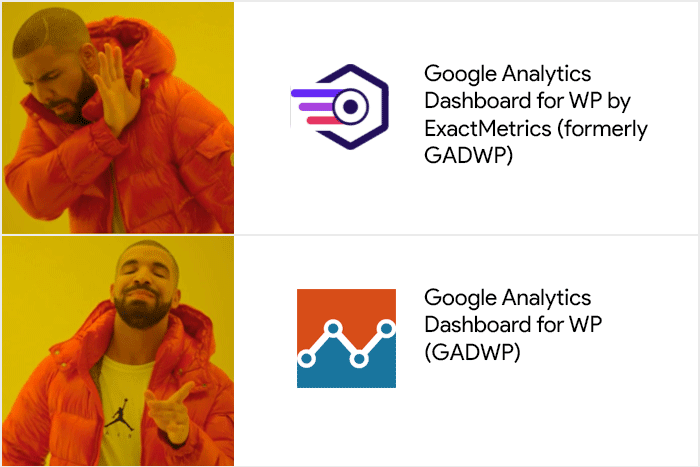 Download Google Analytics Dashboard for WP (GADWP) Versi Lama