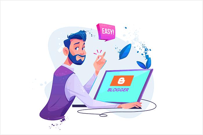 Tips membangun blog blogger untuk pemula