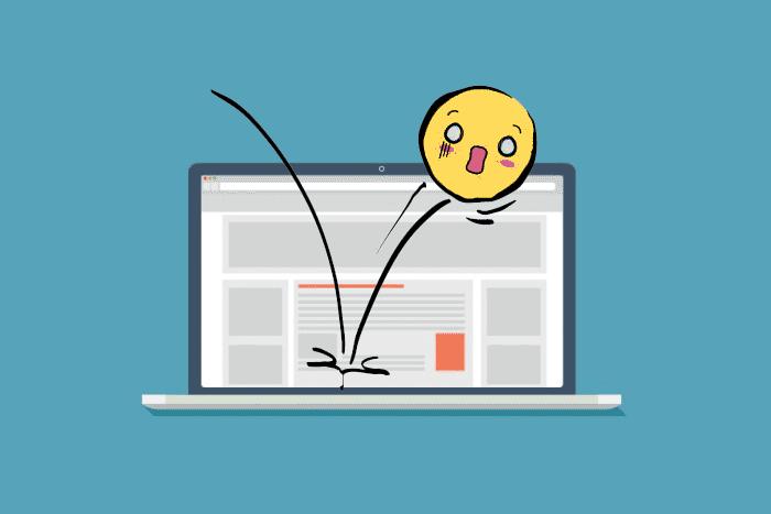 Cara menurunkan bounce rate website
