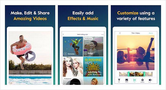 Aplikasi edit video terbaik untuk story instagram