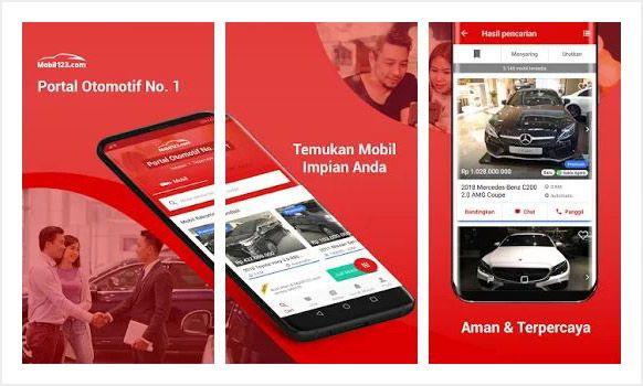 Mobil123, aplikasi jual beli mobil terbaik di indonesia