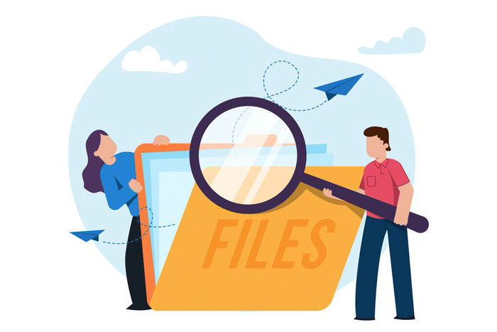 cara mencari file duplikat di Windows