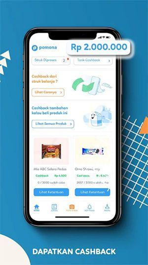 aplikasi upload struk dapat uang terbaik di indonesia