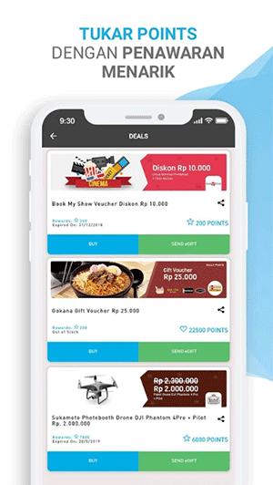 aplikasi yg bisa menghasilkan uang dari struk belanja