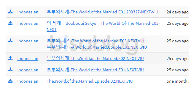 Download subtitle the world of the married bahasa indonesia di subscene