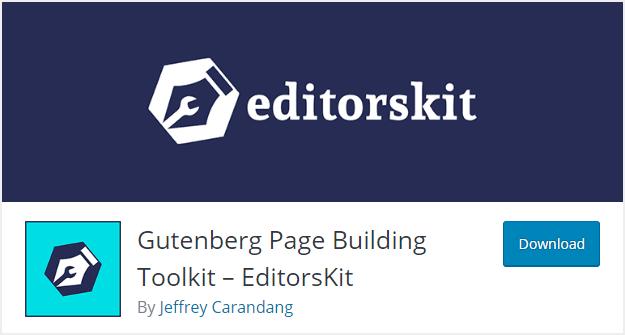 plugin block gutenberg terbaik dengan support markdown