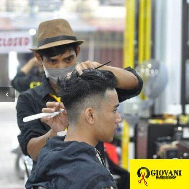 mudahnya mulai bisnis dengan franchise giovani barbershop