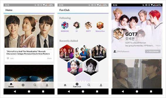 12 Aplikasi Android Ios Terbaik Untuk Fans Kpop Bisablog