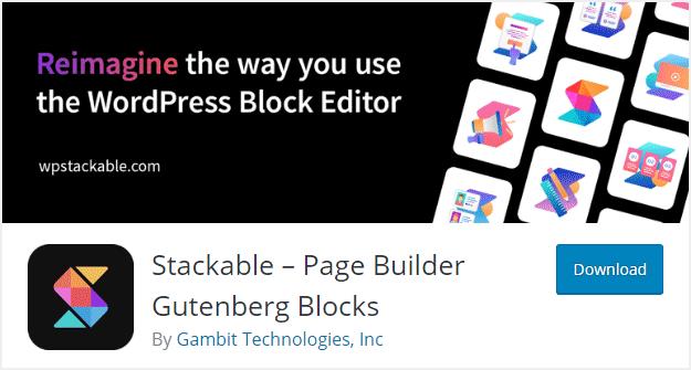 Plugin block gutenberg terbaik dengan jumlah blok yang sangat banyak