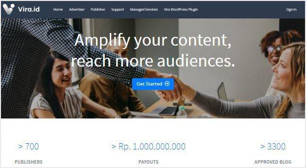 penyedia lowongan content placement terbaik di indonesia