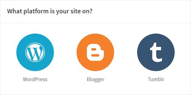 Disqus support beragam CMS dan platform blogging