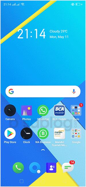 cara menyimpan foto dari Google melalui Google Search Bar