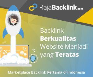 beli backlink berkualitas dan terpercaya di rajabacklink.com