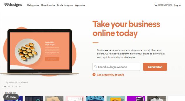 situs freelance untuk desain grafis